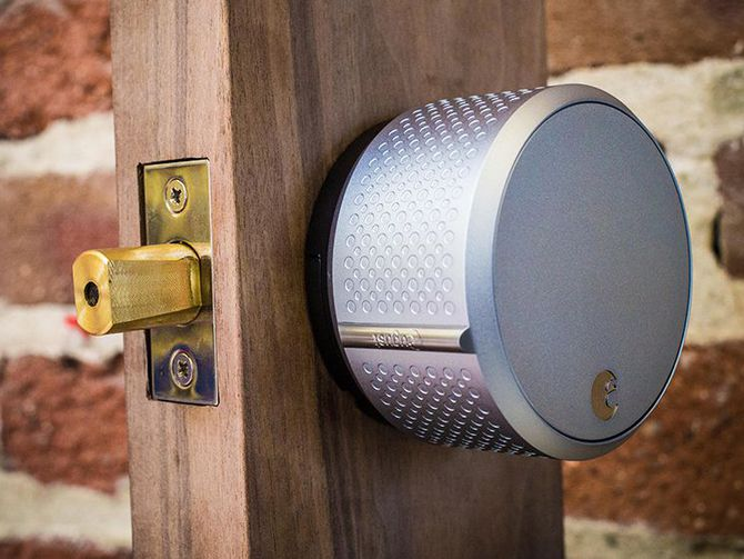 Smart Lock Buying Guide Best Smart Home System Reviews